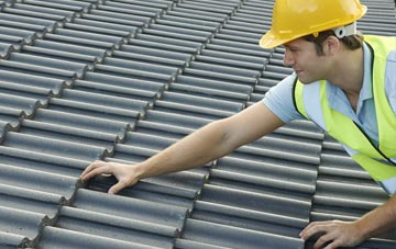 screened Down roofing companies