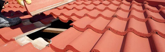compare Down roof repair quotes